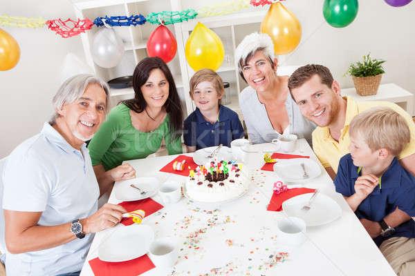 Конкурсы на день рождения для ребенка в кругу семьи