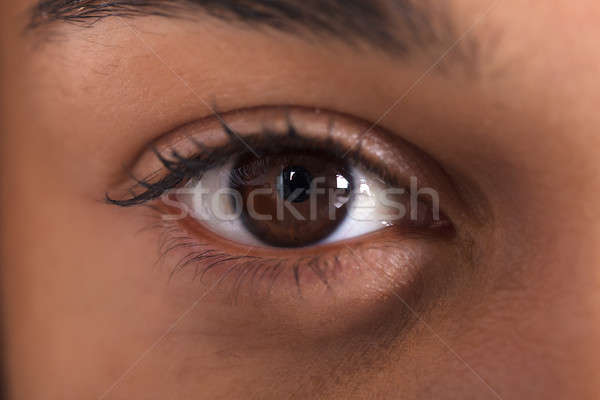 Young Woman's Eye Stock photo © AndreyPopov