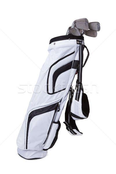 Close-up Of A Golf Bag Stock photo © AndreyPopov