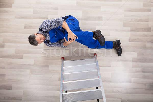 Repairman Fallen From Ladder Stock photo © AndreyPopov
