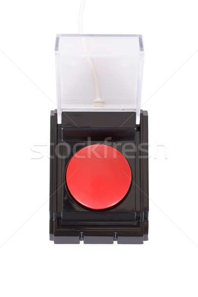 Red Emergency Button Stock photo © AndreyPopov