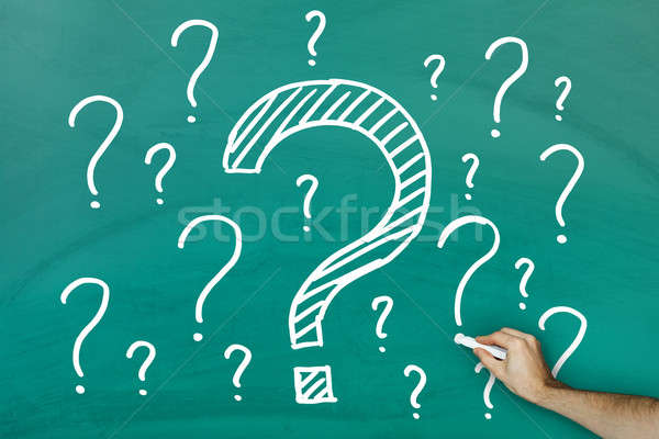 Lots of questions Stock photo © AndreyPopov