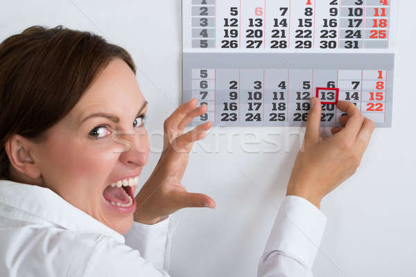 Friday 13th Stock photo © AndreyPopov