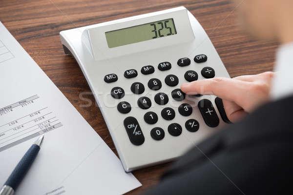 ビジネスマン 法案 クローズアップ 写真 小さな 金融 ストックフォト © AndreyPopov