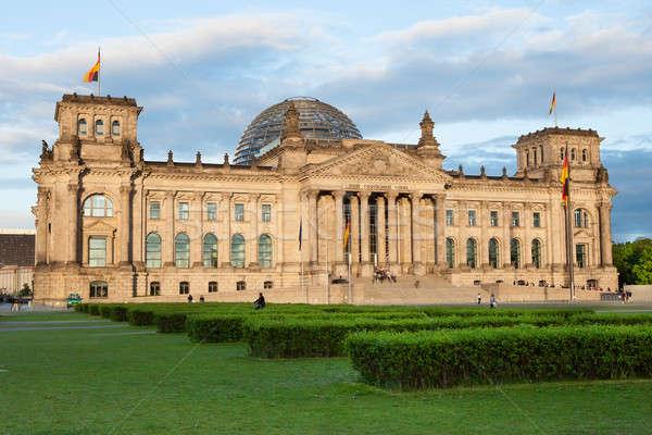 Reichstag, Berlin, Germany,, Stock photo © AndreyPopov