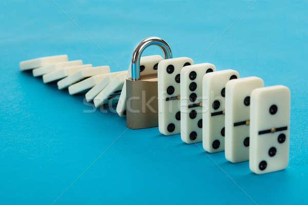 Domino And Lock Stock photo © AndreyPopov