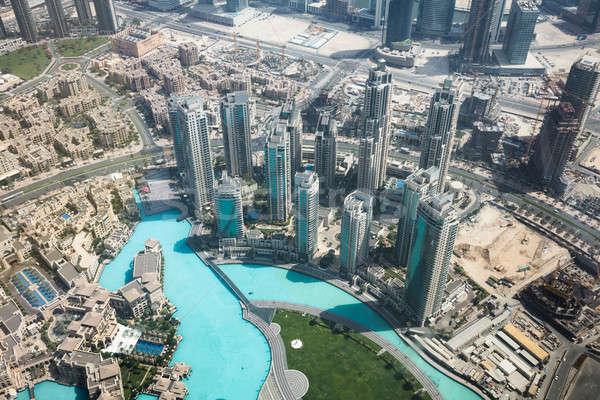 View Of Dubai Marina Stock photo © AndreyPopov