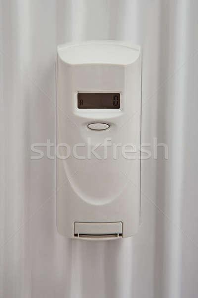 цифровой термостат ванную фото домой Сток-фото © AndreyPopov