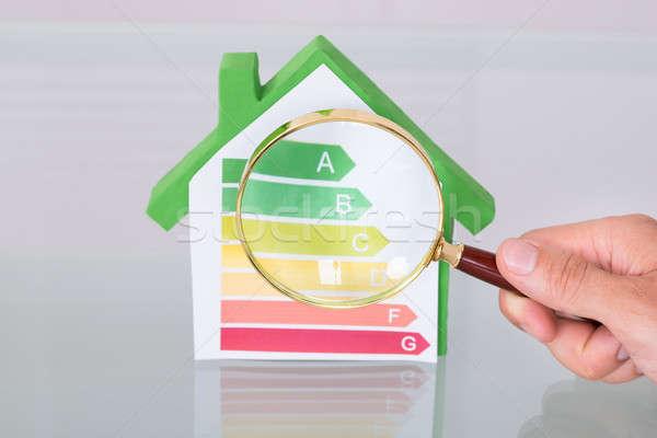 Eco friendly house concept Stock photo © AndreyPopov