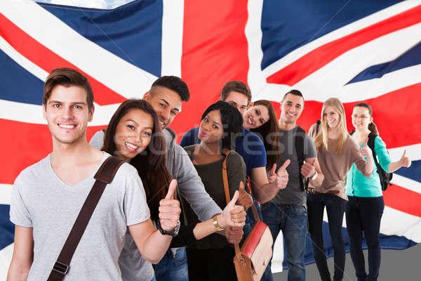 English Classes Stock photo © AndreyPopov