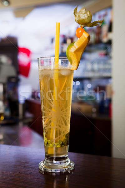 Margarita cocktail Stock photo © AndreyPopov