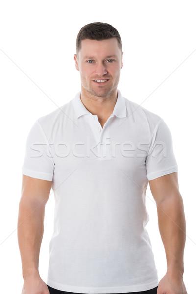 Portrait Of Confident Man In Casuals Stock photo © AndreyPopov