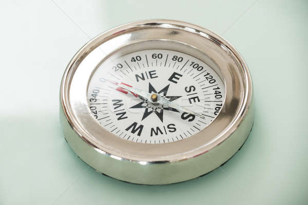 Directional Compass Stock photo © AndreyPopov