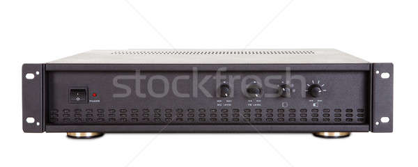 Conference amplifier Stock photo © AndreyPopov