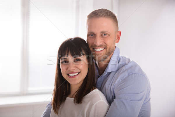 Portrait Of A Couple Stock photo © AndreyPopov