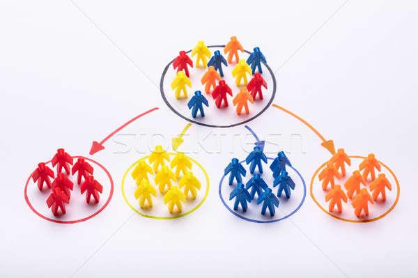 Business Recruitment Concept Stock photo © AndreyPopov