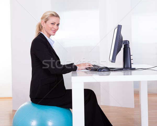 Comfortable working environment Stock photo © AndreyPopov