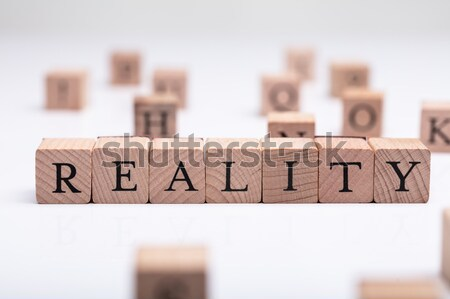 Diabetes Text On Sugar Cubes Stock photo © AndreyPopov