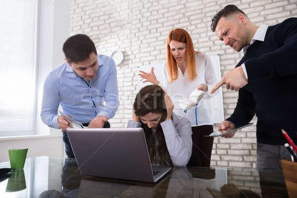 corporate bullying