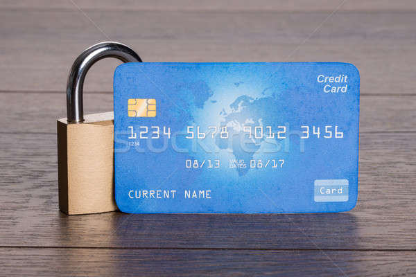 Secure transactions concept Stock photo © AndreyPopov