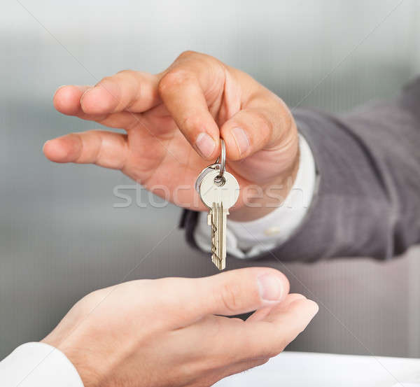 Handling Keys Stock photo © AndreyPopov