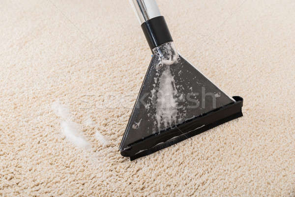 Vacuum Cleaner On Rug Stock photo © AndreyPopov