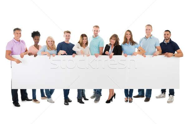 Сток-фото: Creative · бизнес-команды · Billboard · портрет