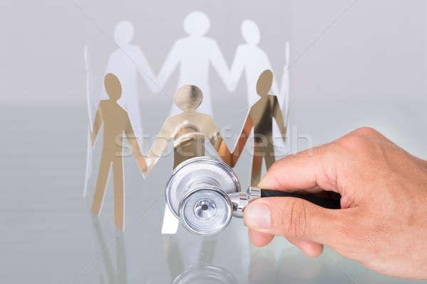 People healthcare concept Stock photo © AndreyPopov