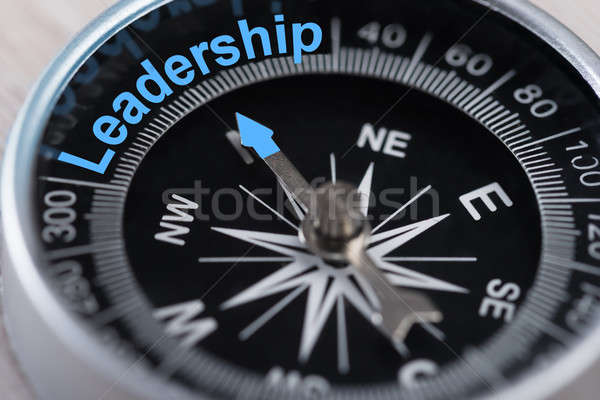 Compass Indicating Leadership Stock photo © AndreyPopov