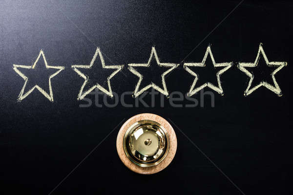 Five Star Service Concept Stock photo © AndreyPopov