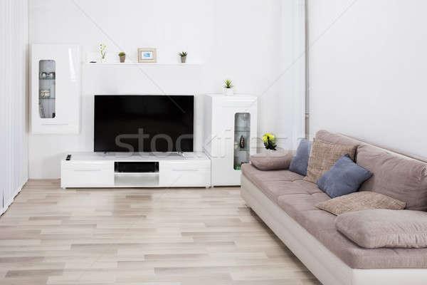Interior Of Living Room Stock photo © AndreyPopov