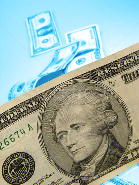 dollar denomination  Stock photo © Andriy-Solovyov