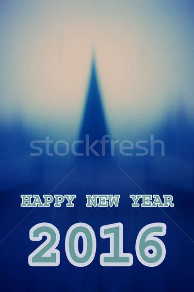 New year 2016 Stock photo © Andriy-Solovyov