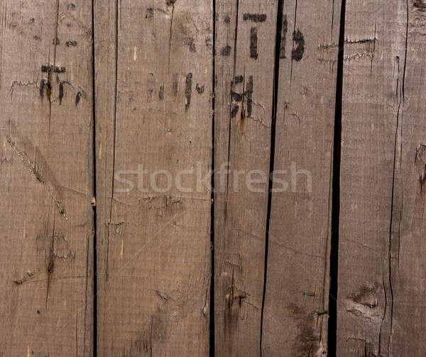 old boards Stock photo © Andriy-Solovyov