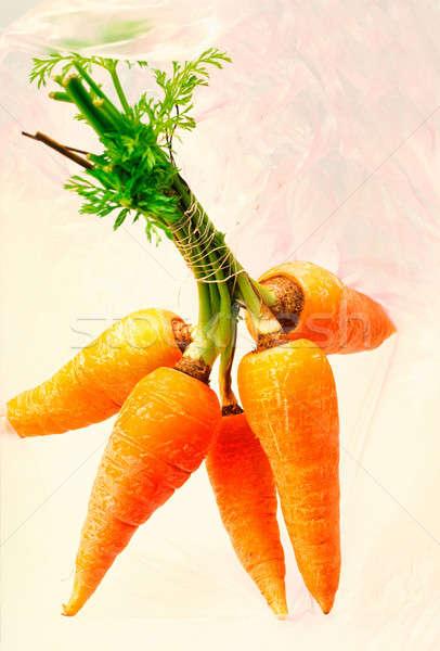 carrots Stock photo © Andriy-Solovyov