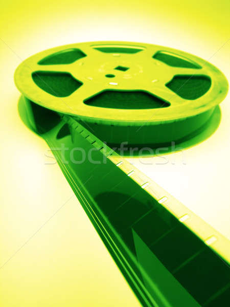 film spools Stock photo © Andriy-Solovyov