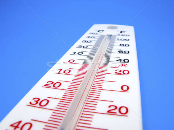 thermometer Stock photo © Andriy-Solovyov