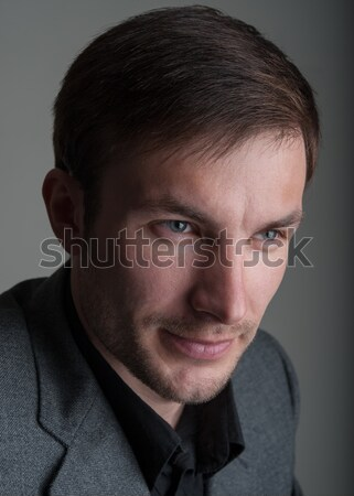 Portrait of the young man Stock photo © Andriy-Solovyov