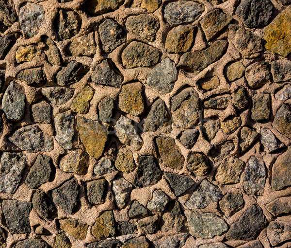 wall and mosaic Stock photo © Andriy-Solovyov