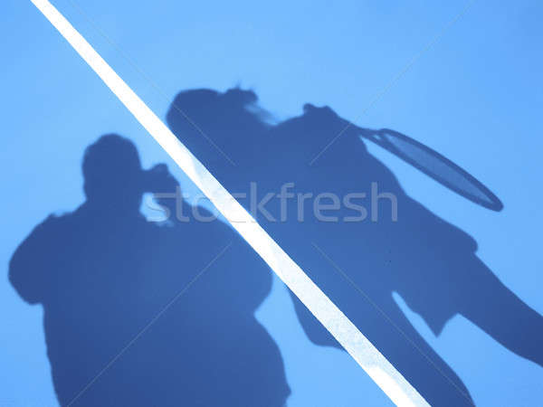 tennis Stock photo © Andriy-Solovyov