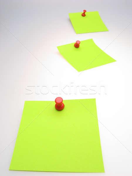 green paper Stock photo © Andriy-Solovyov