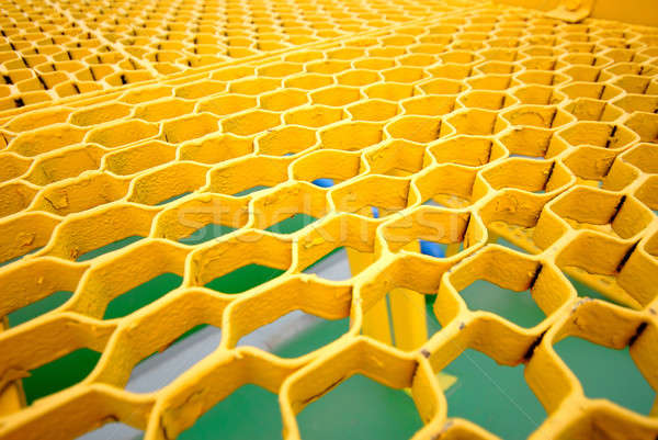 metal lattice  Stock photo © Andriy-Solovyov