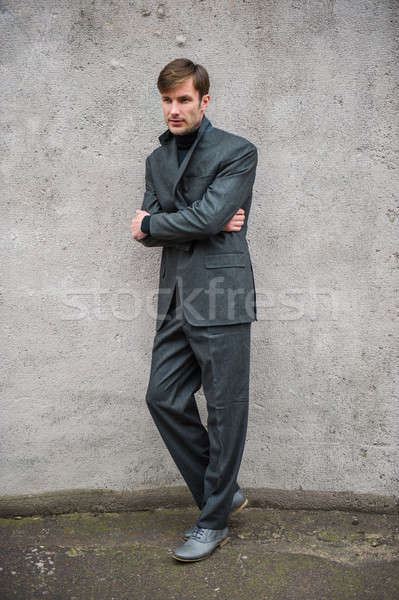 businessman Stock photo © Andriy-Solovyov