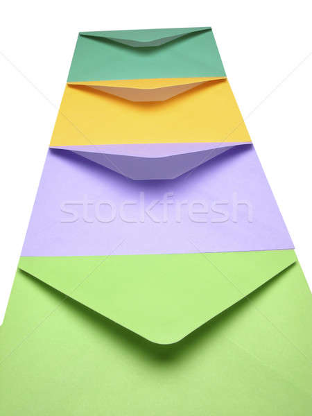 envelopes Stock photo © Andriy-Solovyov