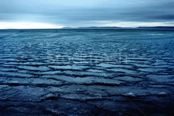 Ice world Stock photo © Anettphoto