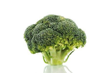 Broccoli isolated on white Stock photo © Anettphoto