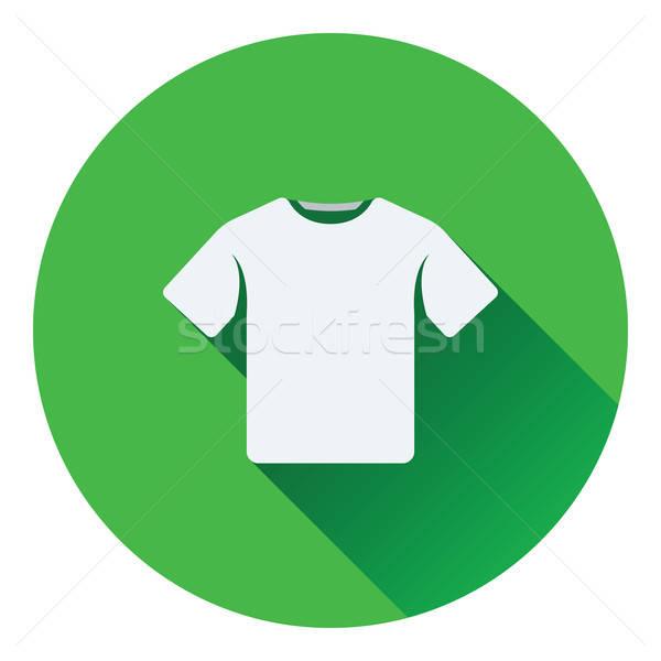 T-shirt icon Stock photo © angelp