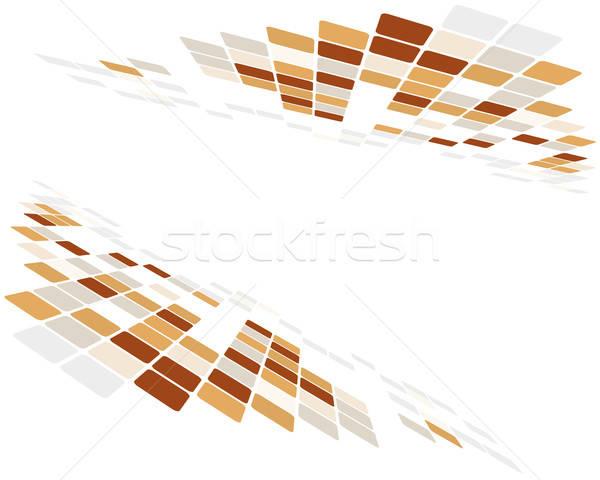 Stok fotoğraf: Soyut · 3D · iş · web · tasarım · dizayn · güzellik