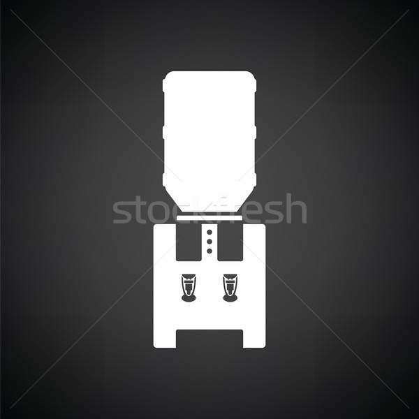Office water cooler icon Stock photo © angelp