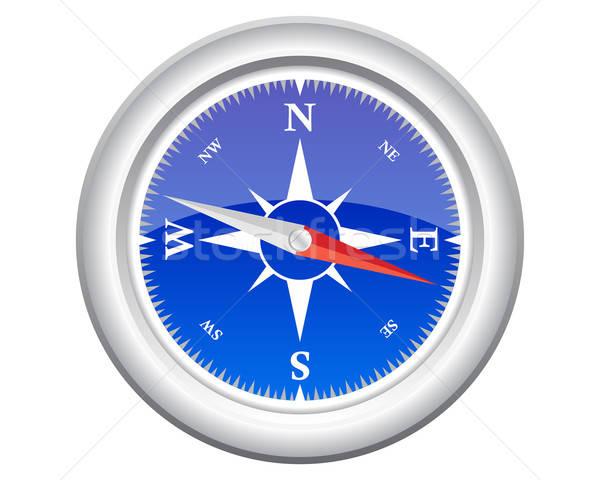 compass Stock photo © angelp